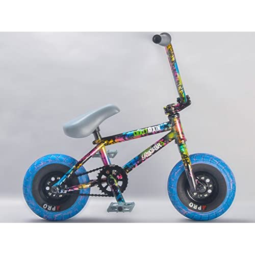 41T1k%2B5jTAL. SS500  - Rocker BMX Mini BMX Bike iROK+ CRAZY MAIN SPLATTER Rocker