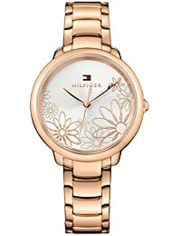 Tommy Hilfiger Analog White Dial Women's Watch - TH1781780J