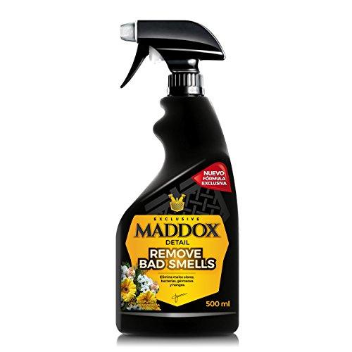 Maddox Detail - Remove Bad Smells - Elimina Malos olores, bacterias, gérmenes y Hongos 500ml