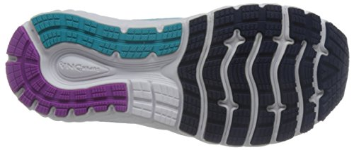 Brooks Glycerin 15, Scarpe da Running Donna Blu (Eveningblue/Purplecactusflower)