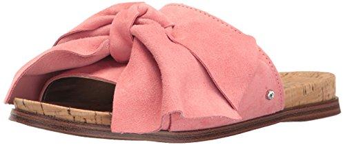 Sam Edelman Women's Henna, Sugar Pink Suede, 5 M US - Pink Henna