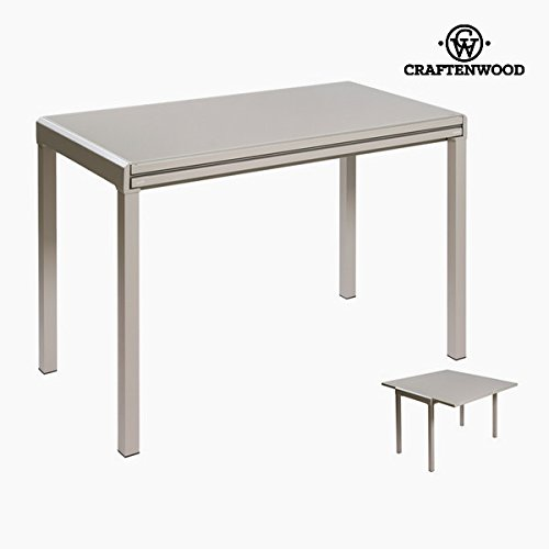 Craften Wood - Table livre gris by Craftenwood - bb_S0103242