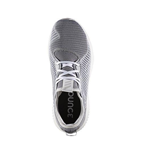 adidas Damen Alphabounce Lux Laufschuhe Grau (Grey Three/grey Two/footwear White)