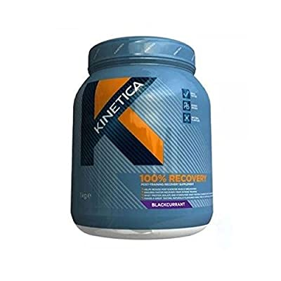 Kinetica Whey Protein Vanilla Powder 4.5Kg by Kinetica Sports