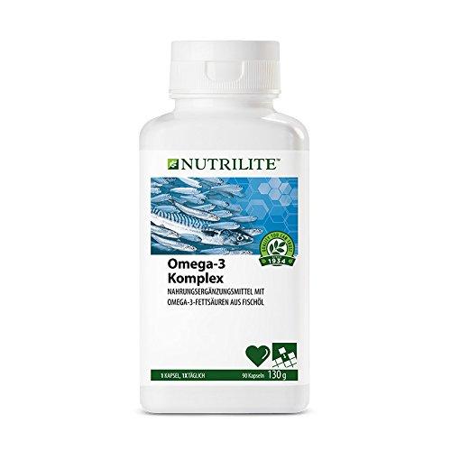 NUTRILITE TM Omega-3 Complex - 90 piezas 130 g (Amway)