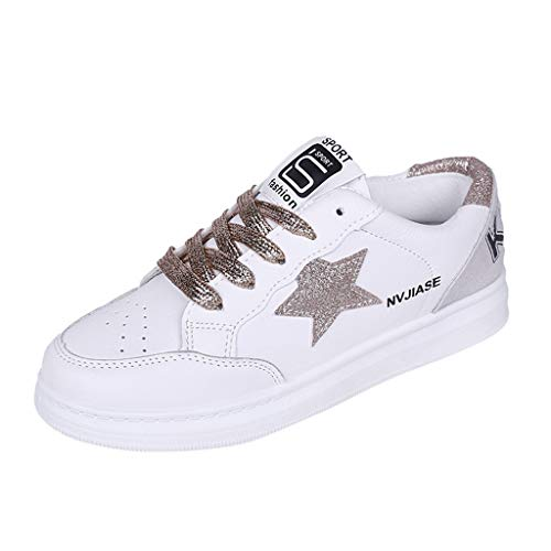 new products 9df99 5a78d LILICAT Unisex Adult Classic Mono Low Top Sneaker Ladies Casual Sneaker  White Shoes