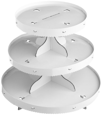 Wilton 1512-127 - Soporte para cupcakes de 3 alturas