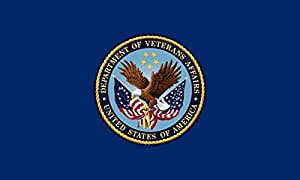 magFlags Flagge: Large United States Department of Veterans Affairs   United States Department of Veterans Affairs since August 2012. Official specifications for the flag can be found here on page 7