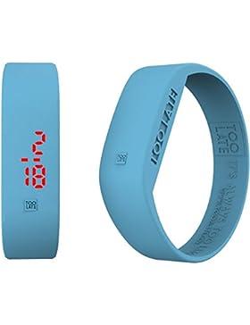 Armbanduhr Digital Unisex Too Late LED Aurora Casual Cod. 8052145225123