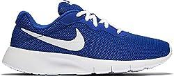 Nike Herren Tanjun (Gs) Laufschuhe, Azul (Game Royal / White), 38.5 EU