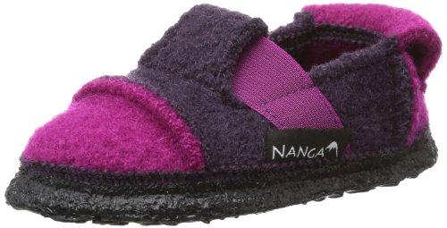 Nanga Berg, Chaussons fille Violet - Violett (Dunkelviolett)