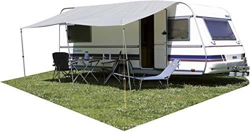 Euro Trail Sonnendach Basic 350x240cm für Wohnwagen (grau)