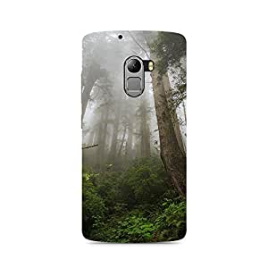 TAZindia Designer Printed Hard Back Case Cover For Lenovo K4 Note