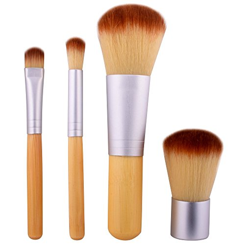 quimat-4-pieces-makeup-brushes-professional-natural-bamboo-handle-cosmetic-elaborate-make-up-brush-s