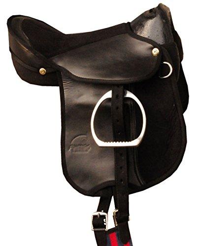 "Shettysattel Ponysattel Reitkissen NELLY mit Zubehör 10\""| Sattelset fürPony-Shetty auch für Holzpferde geeignetes Set | Cub Saddle Set"