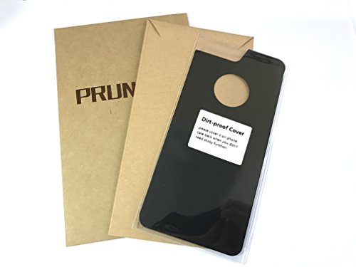 PRUNUS Dust Proof Back cover for Anti-gravity phone case Nero