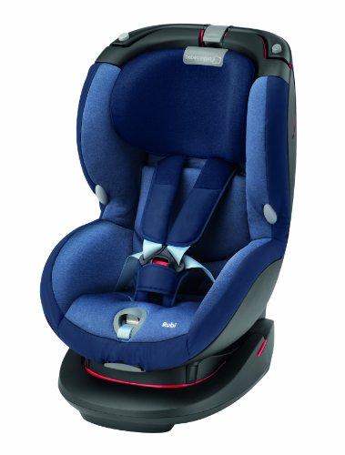 Bebe Confort 76435291-Seggiolino auto gruppo 1Rubi Dress Blue (Dorel)