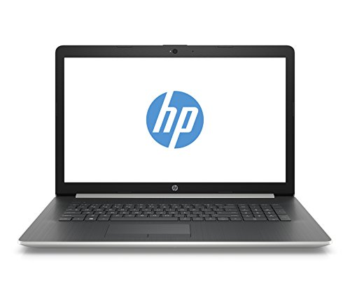HP 17-ca0012ng (17,3 Zoll/Full HD IPS) Laptop (AMD Ryzen 3 2200U, 1 TB HDD + 128 GB SSD, 8 GB RAM, AMD Radeon Vega, Windows 10 Home) schwarz / silber (Dell-laptop-amd)