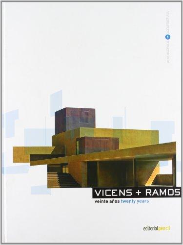 VicensRamos veinte años: Twenty Years (Monografías de arquitectura)