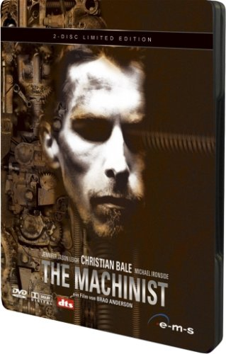 The Machinist - Special Edition (2 DVDs im Steelbook) [Limited Edition]