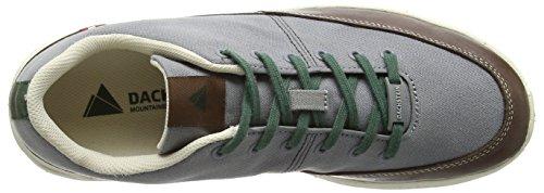 Dachstein Herren Franz Low-top Grau (grigio Pietra / Cocao 4074)