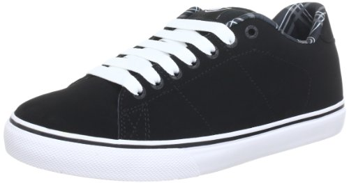 DVS Gavin Ct, Baskets mode homme Noir (Black Nubuck)