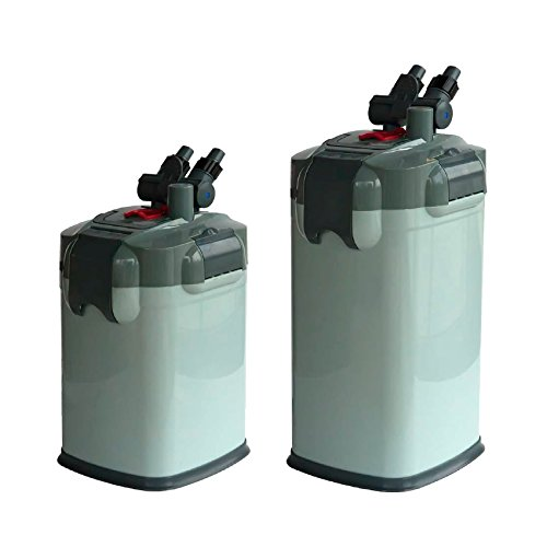 Filtro esterno Hopar KF - Filtro con cestelli per acquari di medie e grandi dimensioni, in due versioni (KF-2218 (1200 lt/h))
