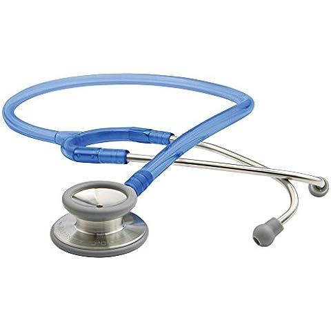 Adscope ADC-Stetoscopio 55,88 (22 cm, adulto, colore: blu