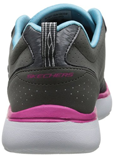 Skechers - Counterpart, Sneaker basse Donna Grigio (Grau (CCHP))