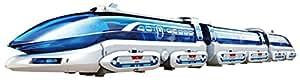 Transrapid Magnet Schwebebahn - Magnetic Floating Train- Maglev Train - Train Magnetique