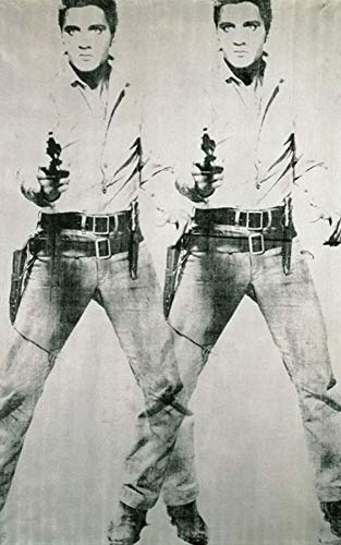 Andy Warhol - Double Elvis