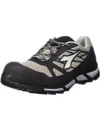 CHNHIRA Zapatos de Agua Hombre de Secado Rápido Zapatillas de Malla Transpirable (43.5 EU Negro) WTPe1U23h