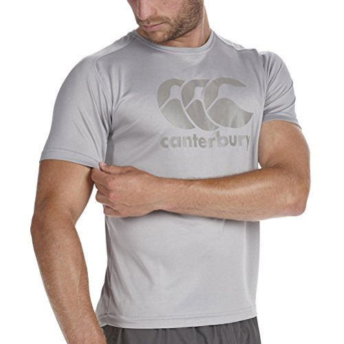 Canterbury - Top - Uomo Gris Atomique T41