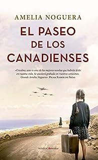 El paseo De Los Canadienses par Amelia Noguera Gutiérrez