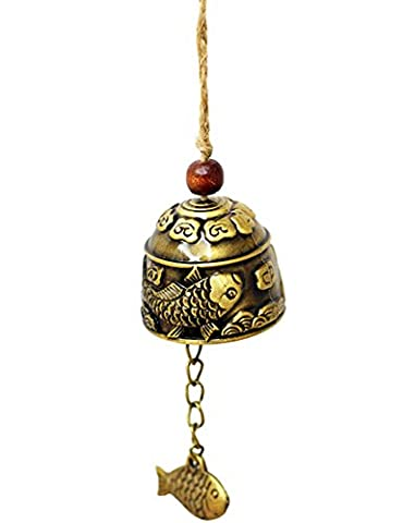 Indoor / Outdoor Decor Bronze Carillon / Wind Chime