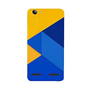 Skintice Designer Back Cover with direct 3D sublimation printing for Lenovo K5 Plus