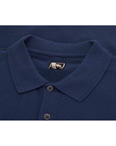 Pretty Green Tedburn Polo Shirt in Navy Navy