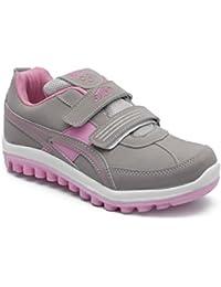 Asian shoes Shine Light Grey Pink Women's Shoe