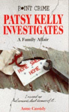 'ex-library',A Family Affair: A Family Affair No. 1 (Patsy Kelly),Anne Cassidy