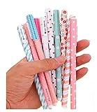MFEIR® Los Bolígrafos de tinta gel de color de Corea muy bonitas ,ambles y creativas un serie de estrella y diamentes 10 unidades