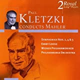 Paul Kletzki Conducts Mahler