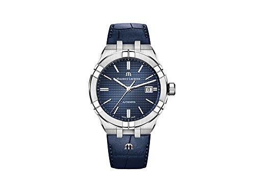 Reloj Automático Maurice Lacroix Aikon Gents, 42 mm, Azul, AI6008-SS001-430-1