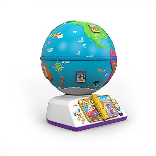 Image of Fisher-Price DPR58 Greetings Globe Toy