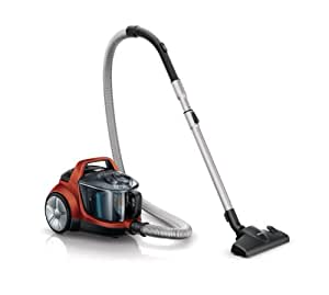 Philips fc8632 01 aspirateur sans sac powerpro active - Aspirateur sans sac tornado 2000w ...