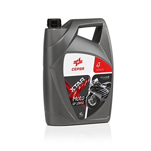 cepsa-514283601-xtar-moto-4t-gp-10-w-50-huile-multigrade-synthetique-4-l