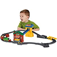 Trackmaster Set Percy's Mail Delivery Depot Revolution