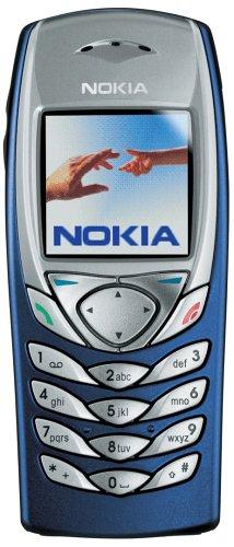 Nokia 6100 Handy Blue