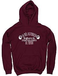 HippoWarehouse La más Asombrosa Profesora de Psicología del Mundo jersey sudadera suéter derportiva unisex ...