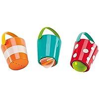 Hape E0205 Buntes Eimer-Set preisvergleich bei kleinkindspielzeugpreise.eu