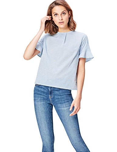 Find. Blusa de Rayas para Mujer